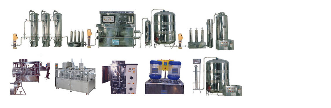 Mineral Water Tunkey Projects